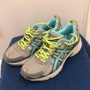 ASICS Women Running Shoes US7 EUR 38